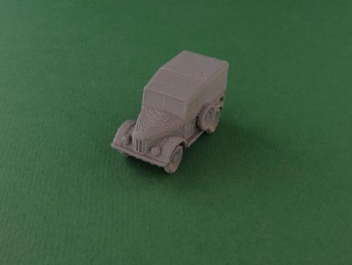 GAZ 69 truck (6mm)