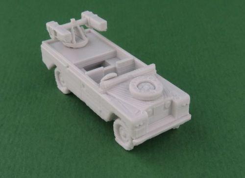 Vigilant on Land Rover (28mm)