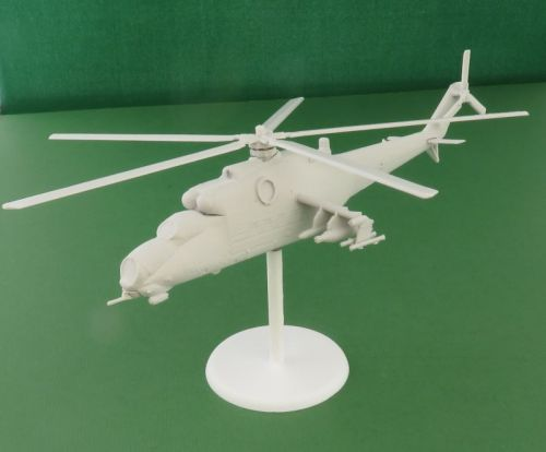 Hind Helicopter (12mm)