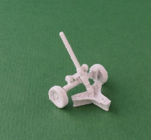 120mm Mortar (1:48 scale)