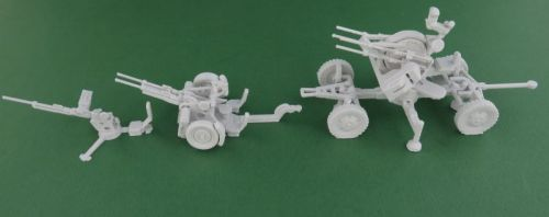 ZPU AA guns (28mm)