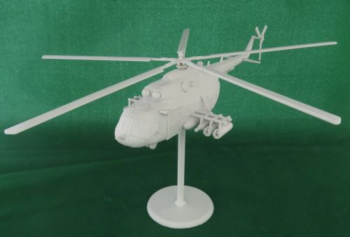 Mil Mi-8M Helicopter (1:48 scale)
