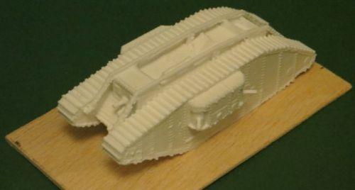 Mark IV Female tank (6mm)