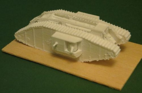 Mark IV male tank (28mm)