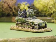 Sd Kfz 251/17 20mm AA halftrack (6mm)