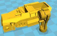Sd Kfz 251/20 UHU IR halftrack (6mm)