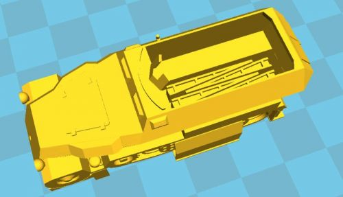 Sd Kfz 251/5 pioneer halftrack (6mm)