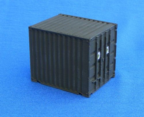 ISO shipping container 10, 20 and 40 foot (6mm)