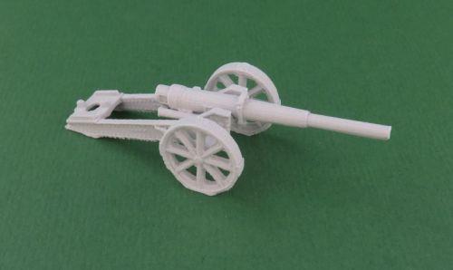 Konigsberg gun (1:48 scale)