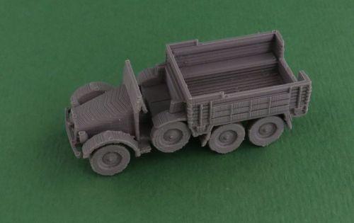 Krupp Kfz70 truck (1:48 scale)