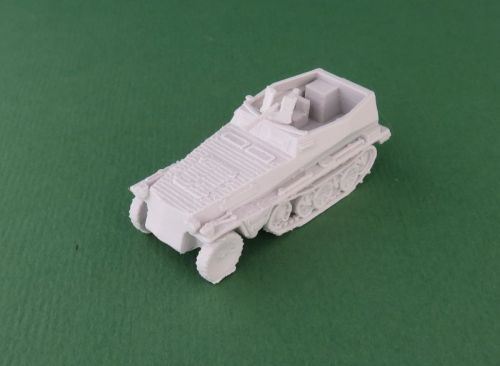 Sd Kfz 250/1 to 11 (1:48 scale)