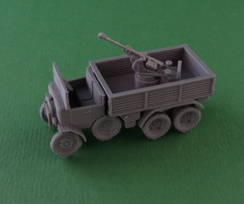Breda 20mm AA on truck (12mm)