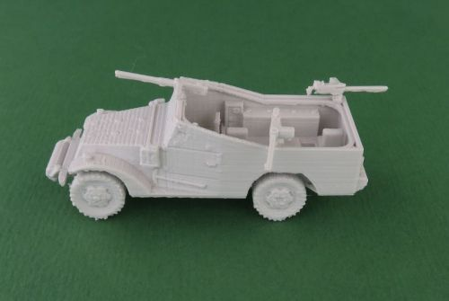 White scout car (20mm)