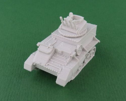 Light Tank AA MK II (28mm)