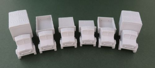 Bedford OYD Lorry (15mm)