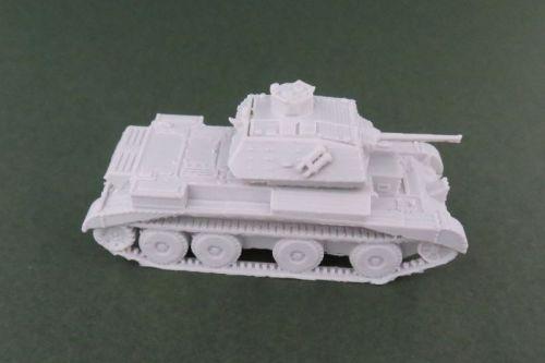 Cruiser tank (A13) (12mm)