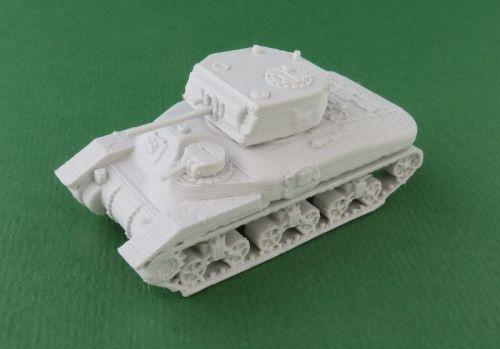 Ram tank (1:48 scale)