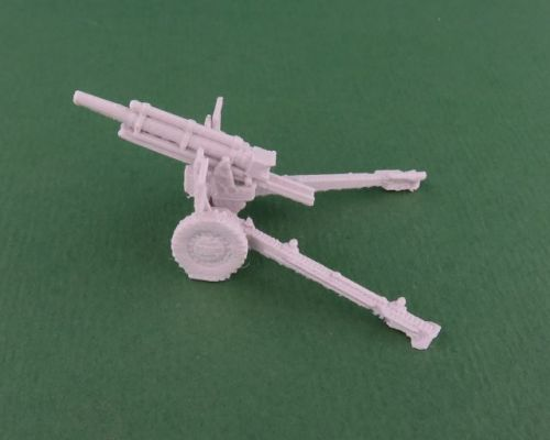 105mm howitzer (1:48 scale)