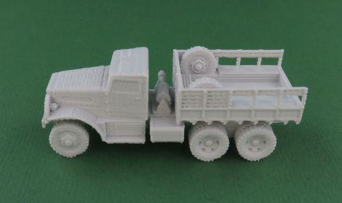 6 Ton 6x6 Truck (12mm)