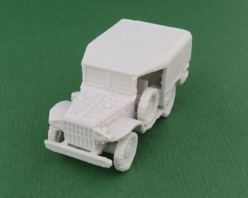 Dodge WC trucks (1:48 scale)