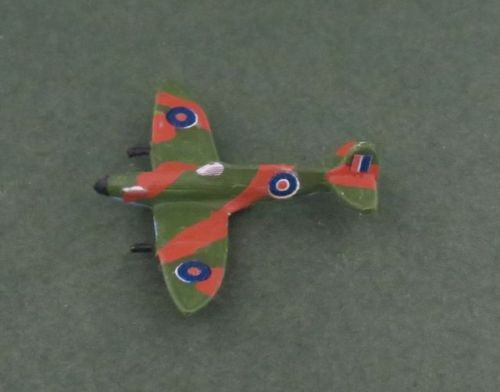 Spitfire (1:144 scale)