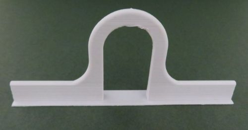 Low Adobe Wall Arch (6mm)