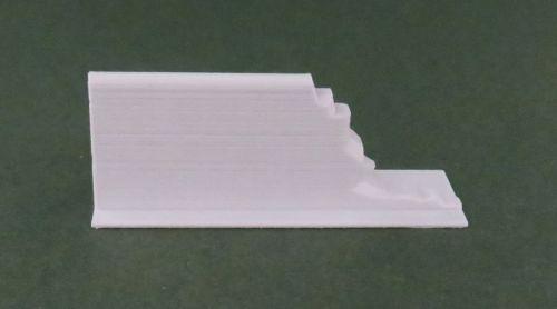 50mm Damaged High Adobe Wall end (12mm)