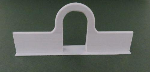 High Adobe Wall Arch (15mm)