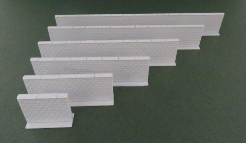 High Brick Wall Straight (20mm)