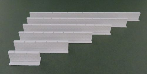 Low Brick Wall Straight (28mm)