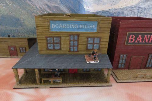 Boarding house (28mm)