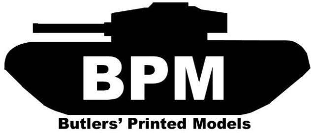 12.7mm DShK HMG - Butlers Printed Models